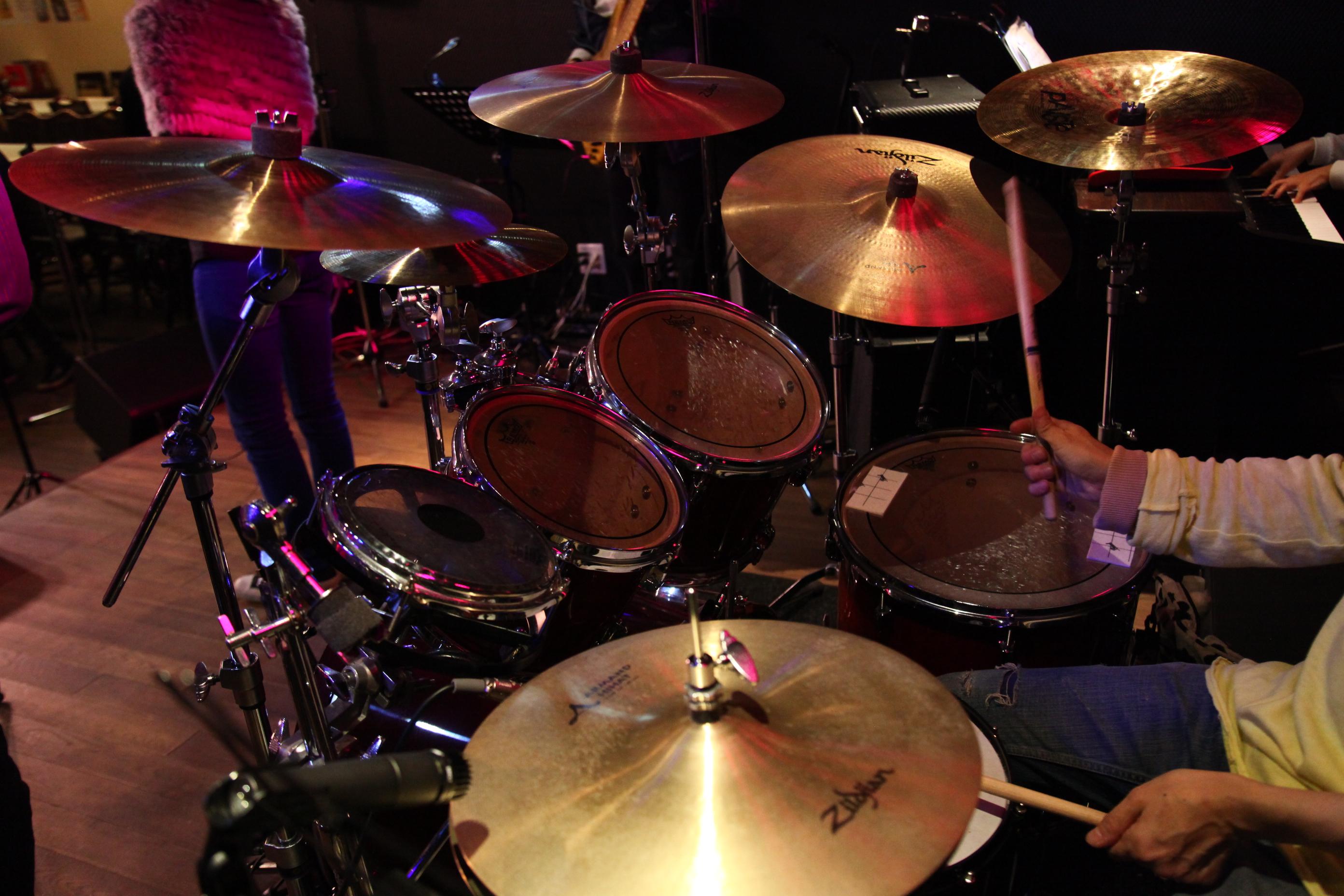 ドラム(ヤマハコース)