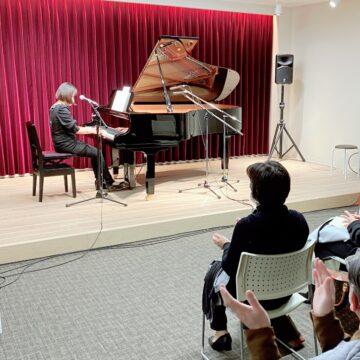 MPCみゅうじかん 大人のピアノ♪クラス発表会レポート