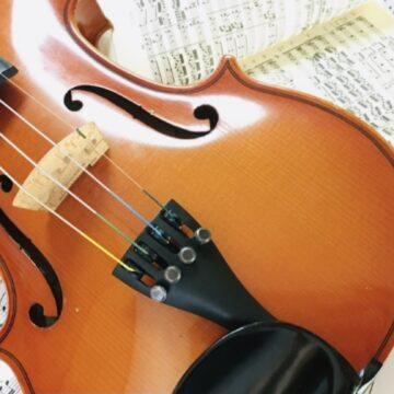 【コース紹介】バイオリン