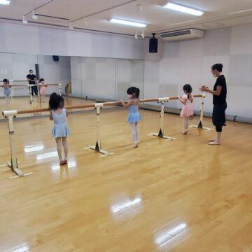 ジュニアバレエ教室